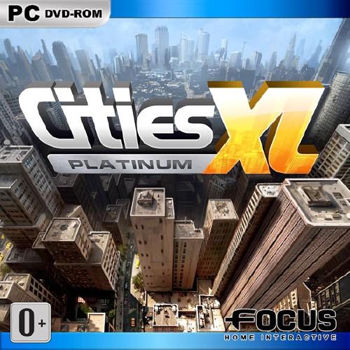Cities XL Platinum - градостроительная стратегия в реальном времени. Проек